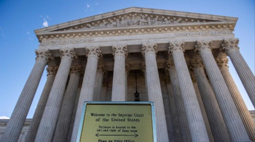 Has the Supreme Court become a rubber stamp for Trump? It's starting to look that way