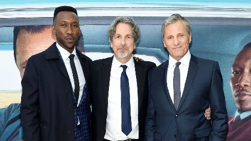 'Green Book' earns 5 Golden Globe nominations; director Peter Farrelly hopes middle America notices - Los Angeles Times