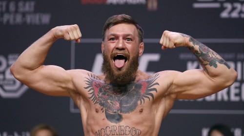 Conor McGregor announces his retirement on social media