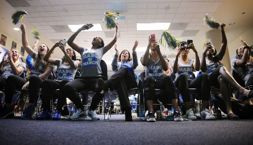 UCLA women are in NCAA tournament, will play at home Saturday against Hawaii - Los Angeles Times