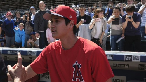 The Sports Report: Shohei Ohtani is Mr. Money in the Bank