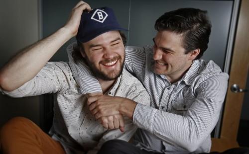 Bing Russell's grandsons explore his 'Battered Bastards of Baseball'