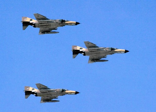 Recent Iran airstrikes in Iraq help drive Islamic State from 2 towns