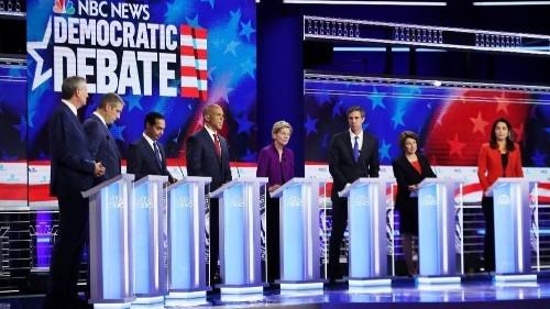Eight takeaways from Night 1 of the Democratic debate