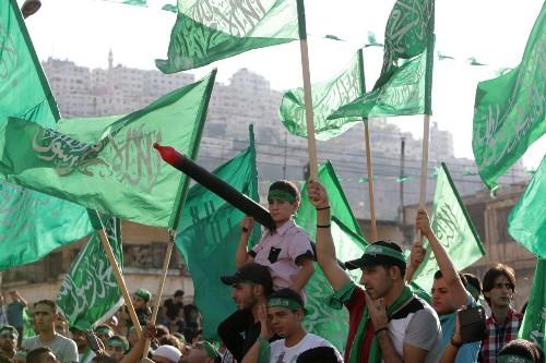 In Palestinian poll, Hamas emerges as winner of Gaza war