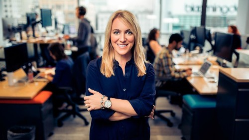 Slack vice president April Underwood gets ahead with curiosity, a 'superpower' and 3 key questions