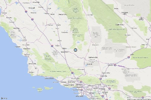 Earthquake: 3.4 quake strikes near Fig Orchard, Calif.