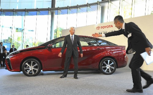 After recalls, Toyota ready to grow again
