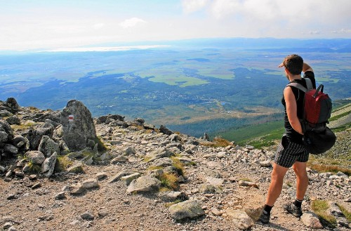 A secret range of stunning mountains? Hikers, meet Slovakia's High Tatras