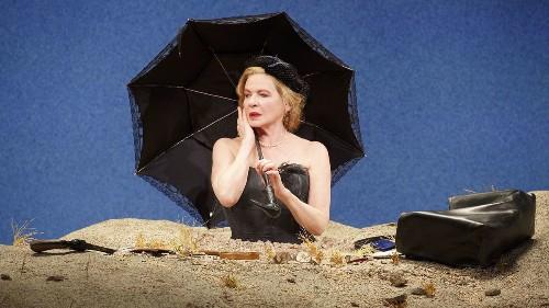 Spring theater picks: Dianne Wiest, Lucas Hnath, Nia Vardalos, 'Niceties' and 'Falsettos'
