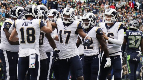Rams draft analysis: Receiving corps remains intact and Kupp's return will help