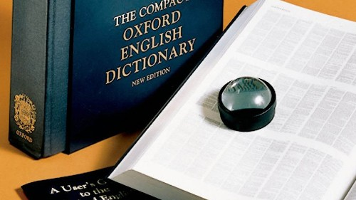 ICYMI, the Oxford English Dictionary added new words, and TBH, it's getting wacky - Los Angeles Times