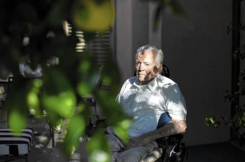 Harold Parichan dies at 92; attorney, almond farmer fought California bullet train project