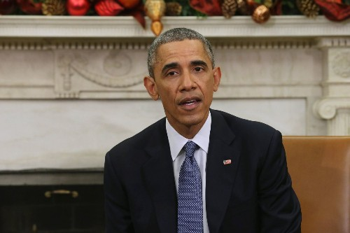 Obama calls for persistence in confronting 'deeply rooted' racism - Los Angeles Times