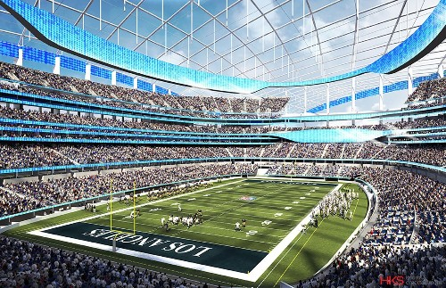 The truth about football stadiums: Those supposed great new jobs are bogus - Los Angeles Times