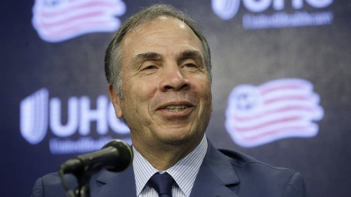 Bruce Arena brings a tried and tested formula for success to Revolution