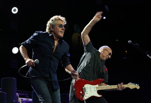 The Who: 50 and still fabulous in Anaheim