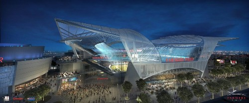 AEG seeks more time to build NFL stadium in downtown L.A. - Los Angeles Times