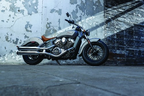First Look: 2015 Indian Scout