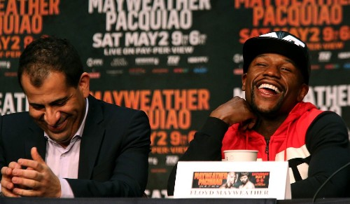 Floyd Mayweather Jr. says record payday will provide too much to spend