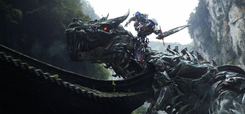 'Transformers: Age of Extinction' trailer shows robots, ruination