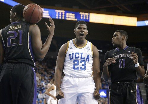 Tony Parker makes presence known, Bruins thrive in win over Washington