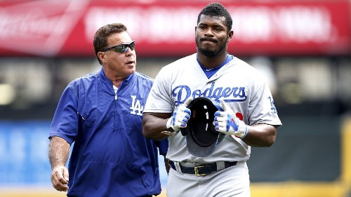 Dodgers' longtime trainer Stan Conte resigns