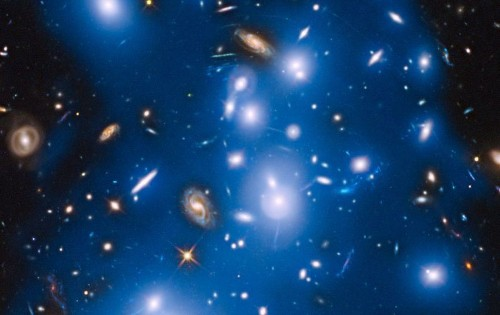 Hubble spies the ghostly remains of a galactic horror show in space - Los Angeles Times