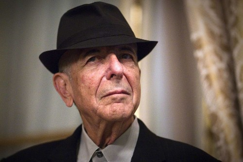 Leonard Cohen's love letters to his muse, Marianne Ihlen, sell for $876,000 at auction