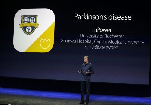 Apple's medical research app raises hopes, questions