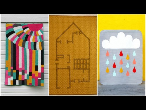 QuiltCon puts a modern spin on the quilting experience in Pasadena - Los Angeles Times