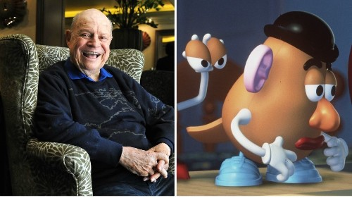 How 'Toy Story 4' and Pixar keep Don Rickles' legacy alive two years after his death