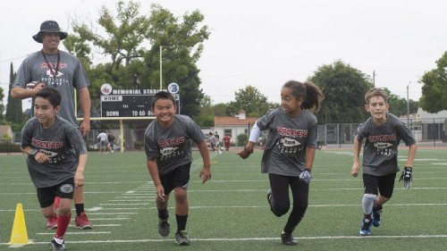 Arrowhead Football Camp is about more than just football