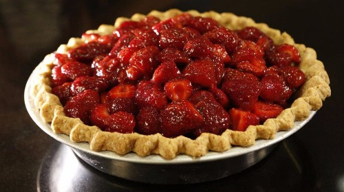 This may be the best strawberry pie recipe ever
