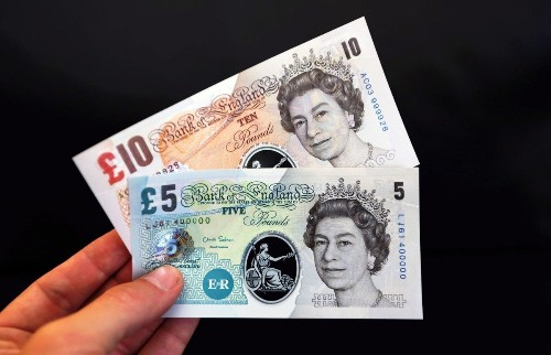 Britain to start issuing plastic money in 2016