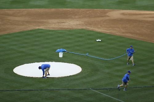 Metal detectors coming to Dodger Stadium starting Monday