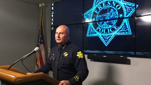 Fresno police release dramatic body-camera footage of fatal shooting of unarmed 19-year-old