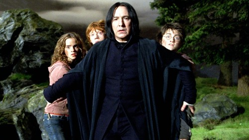 Alan Rickman in the eyes of his 'Harry Potter' family: 'the finest of actors,' 'extremely kind,' 'funny'