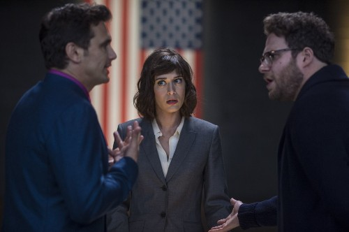 Before Sony hacking, 'Interview' co-directors knew of N. Korea risk - Los Angeles Times