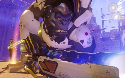 Records-shattering release of 'Overwatch' leads big quarter for Activision Blizzard