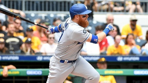 Justin Turner's five hits help Dodgers complete sweep of Pirates
