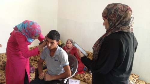 Nonprofit delivers 3-D-printed hearing aids to kids in the Middle East - Los Angeles Times