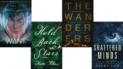 Travel to the near future with these sci-fi reads