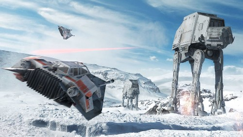 How 'Star Wars Battlefront' created the B-side to John Williams' score - Los Angeles Times