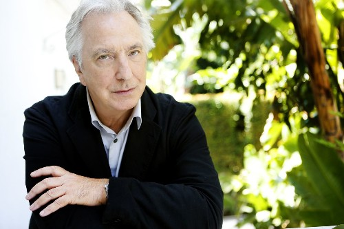 Alan Rickman on his decade as 'Harry Potter's' Severus Snape - Los Angeles Times