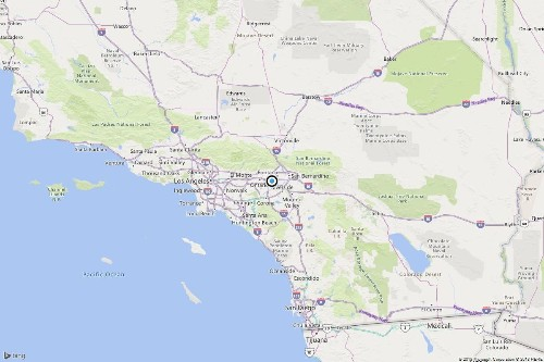 Earthquake: 3.0 quake strikes near Fontana, Calif.