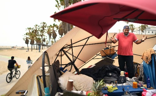 Rise in L.A. County homeless numbers prompts outrage and alarm