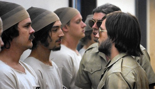 'The Stanford Prison Experiment' plays warden to chilling effect - Los Angeles Times