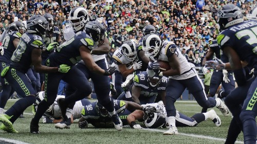 How the Rams and Seahawks match up in Week 10 - Los Angeles Times
