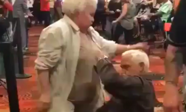 This Old Couple Twerks To Reggaeton and It's Relationship Goals!